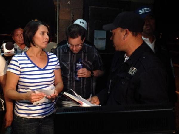 Americana acusada de tráfico de drogas no México é solta