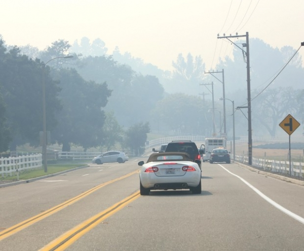 Casa de Britney Spears é ameaçada por incêndio na Califórnia