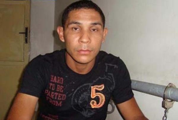 Divulgada foto do líder do assalto em Miguel Alves