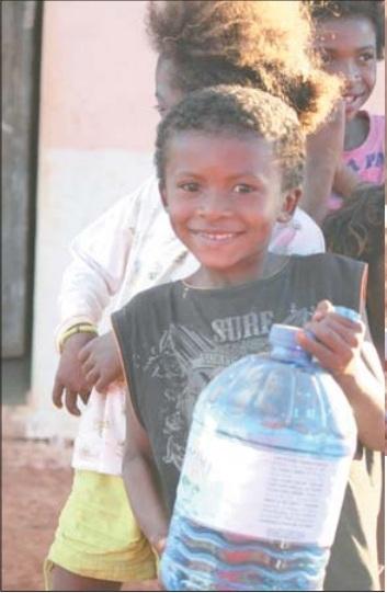 Missionários ajudam Piauí ainda sem água