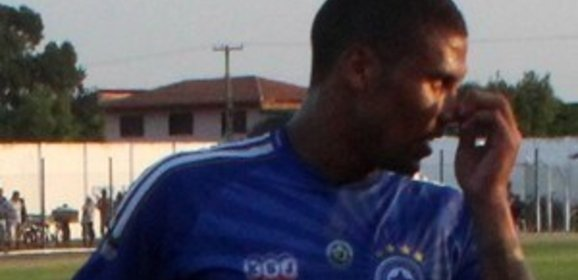 Parnahyba dispensa Everton Felipe após flagra