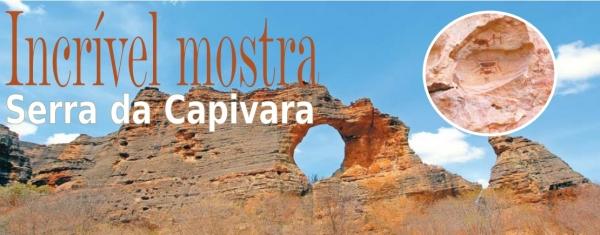 Programa Incrível mostra as belezas da Serra da Capivara e o primeiro homem das Américas hoje
