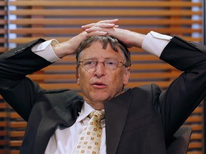 Bill Gates diz que muitos usuários do iPad estão