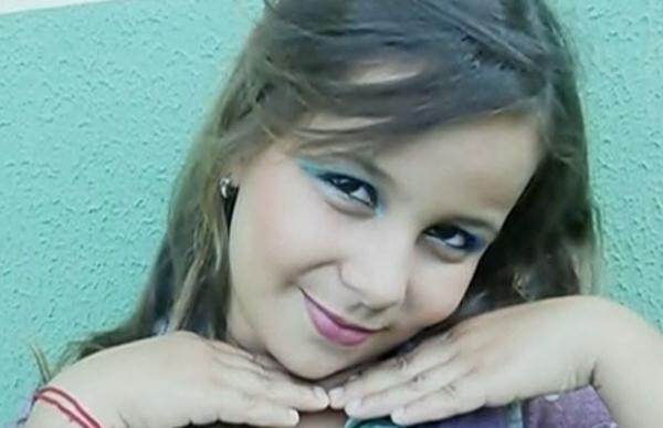 Preso suspeito de atirar na cabeça de menina de 11 anos que acabou morrendo ao defender o pai