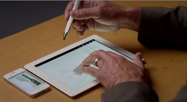 Adobe revela caneta e régua com recursos especiais para tablets