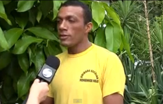 Piauiense pode ter sido vitima de trafico internacional de pessoas