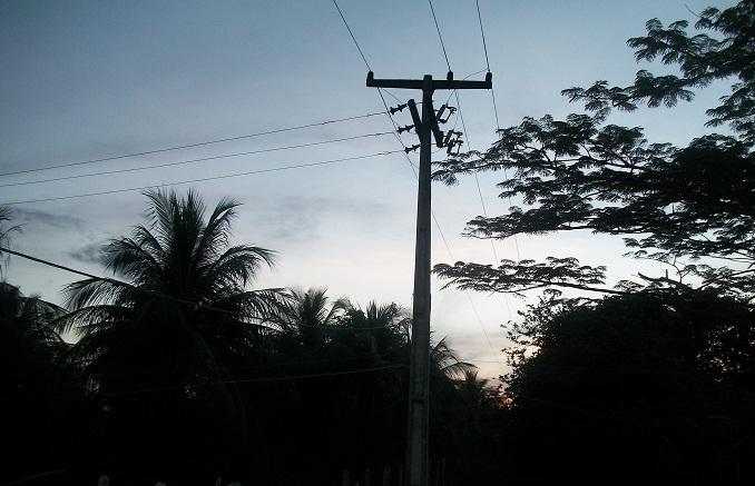 Em Hugo Napoleão Moradores ficaram sem energia elétrica há mais de 24 horas