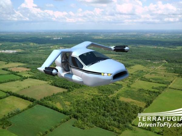 Carro-voador inteligente pode chegar ao mercado em 2020