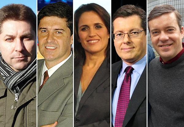 Globo promove nova dança das cadeiras entre jornalistas; veja quem vai e quem fica