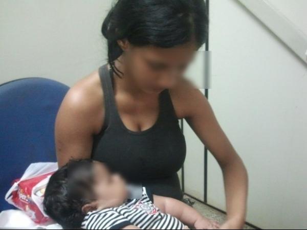 Mulher confessa que sequestrou bebê para o tráfico de órgãos, diz polícia