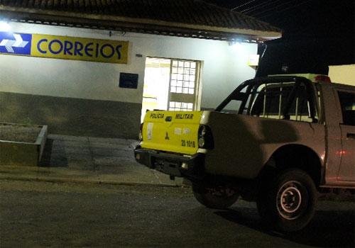 Bandidos tentam arrombar agência dos Correios em São Raimundo Nonato
