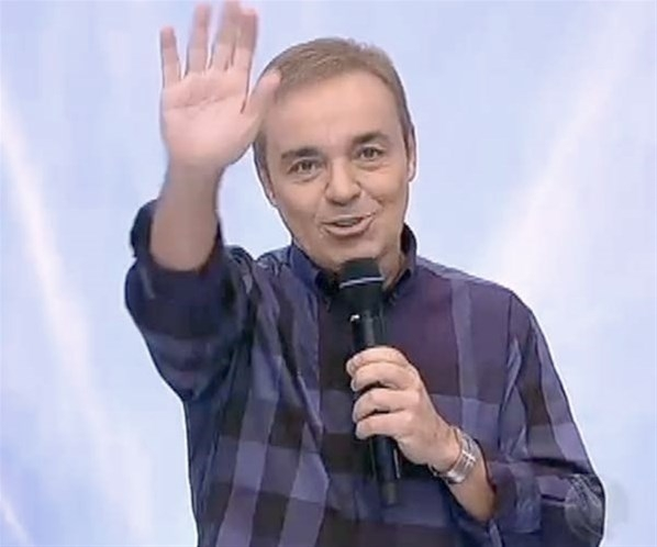 Despedida de Gugu deixa Record na vice-liderança de audiência
