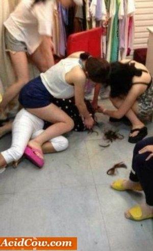 Chinesa tenta roubar loja e ganha corte de cabelo grátis