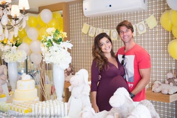 Veja mais fotos do chá de bebê do segundo filho da atriz Juliana Paes
