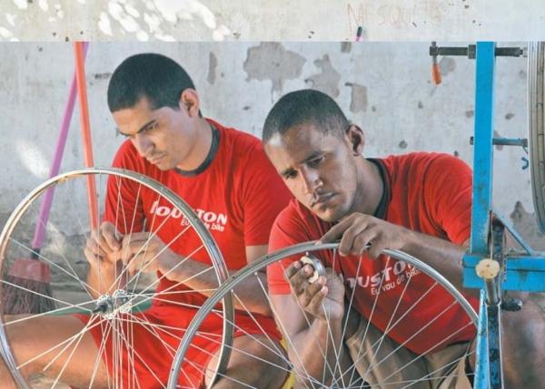 Prêmio Piauí Inclusão Social 2013: Presos trabalham e têm redução de suas penas