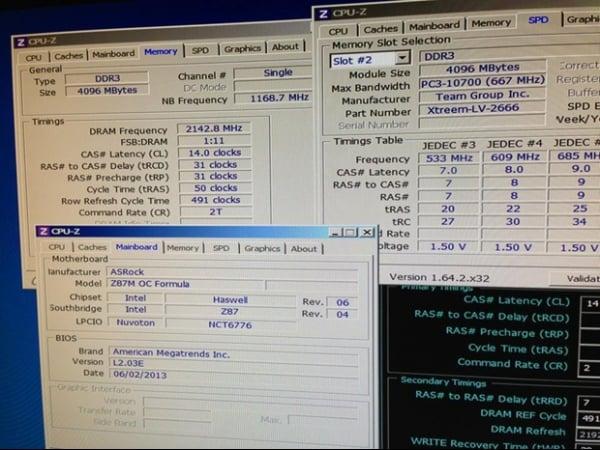 Recorde de velocidade de memória DDR3 é batido por especialistas