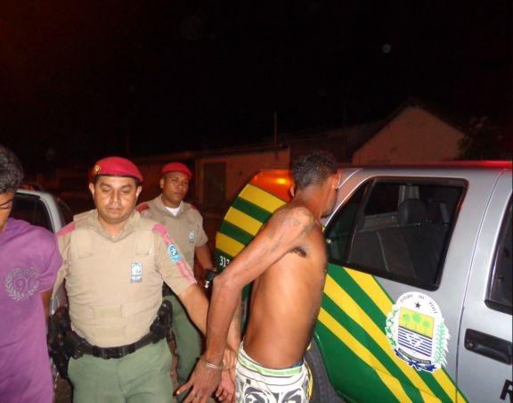Ex-presidiário briga com adolescente e acaba preso em Parnaíba