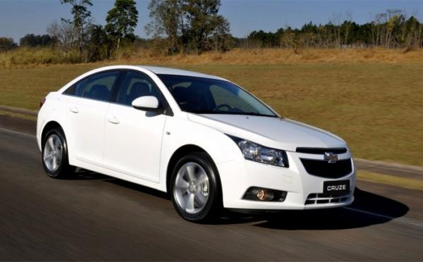 Cruze é o automóvel de passeio da Chevrolet mais vendido no mundo; valor R$ 68.990