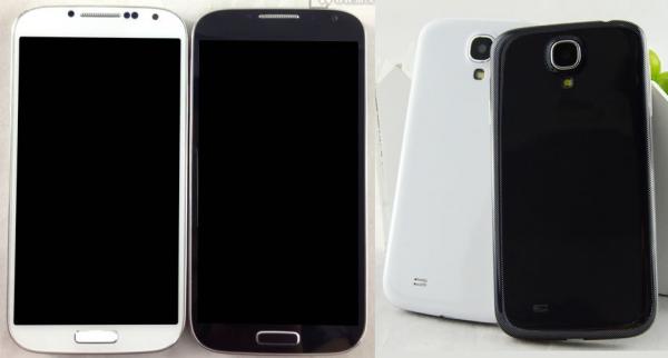 Galaxy S4 ganha clone chinês, com reconhecimento de gestos incluído
