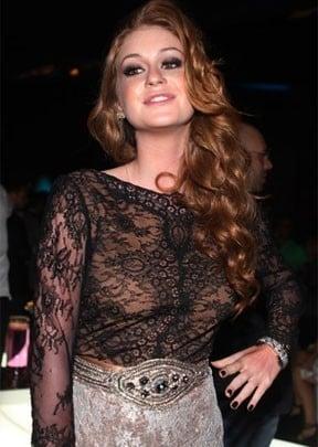 Inspire-se no look romântico e sensual da atriz Marina Ruy Barbosa