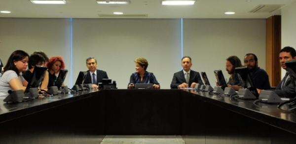 Dilma pedirá plebiscito da reforma política do Brasil