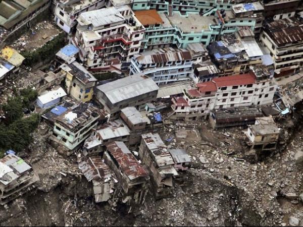 Helicóptero de resgate cai e mata 8 pessoas na Índia