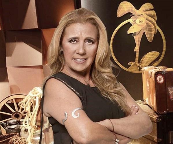 Rita Cadillac mentiu para Globo antes de entrar em A Fazenda
