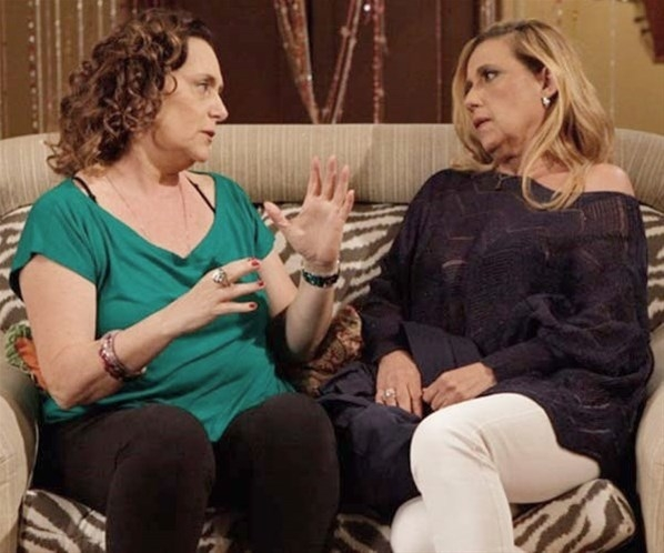 Globo volta atrás e decide editar cenas de Rita Cadillac em Amor à Vida