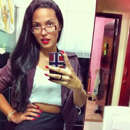 Filha de Latino exibe beleza nas redes sociais e pai admite: ?Morro de ciúmes?