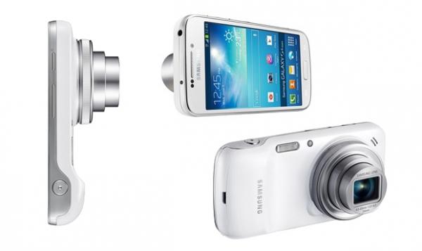 Galaxy S4 Zoom, com câmera superpoderosa, chega ao Brasil em julho