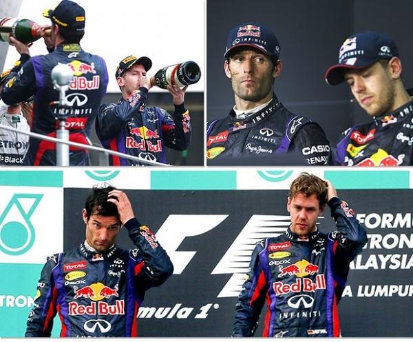 Webber anuncia que  deixa F-1 no fim do ano  para disputar Endurance