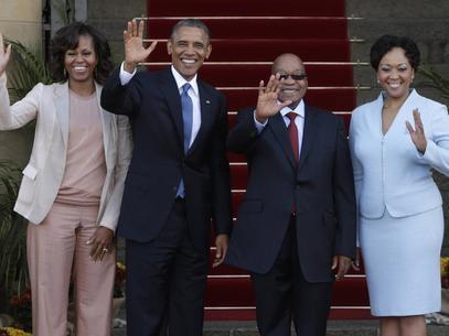 Obama se encontrará com família de Mandela, mas não visitará hospital