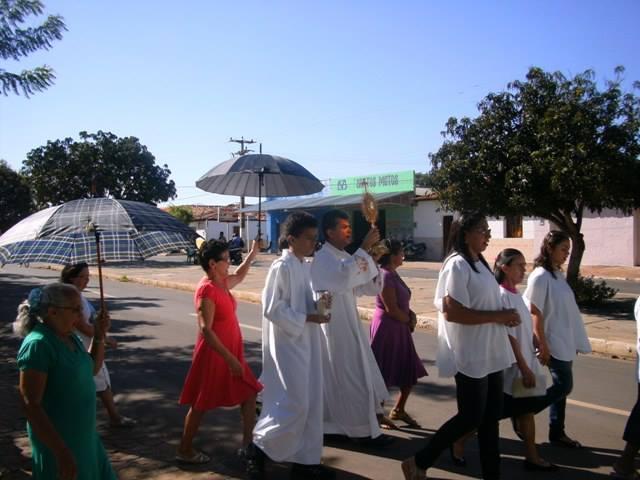 Missa de Corpus Christi é celebrada
