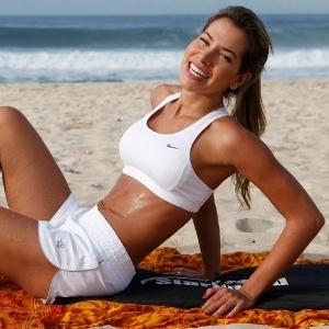 Ex-BBB Adriana passa do manequim 42 para 36 com dieta e treino funcional