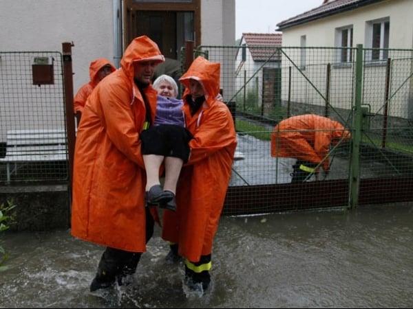 Número de mortes por fortes chuvas sobe para cinco na República Tcheca