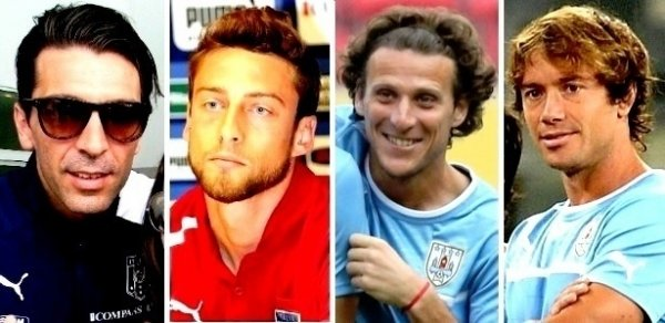 Itália e Uruguai fazem