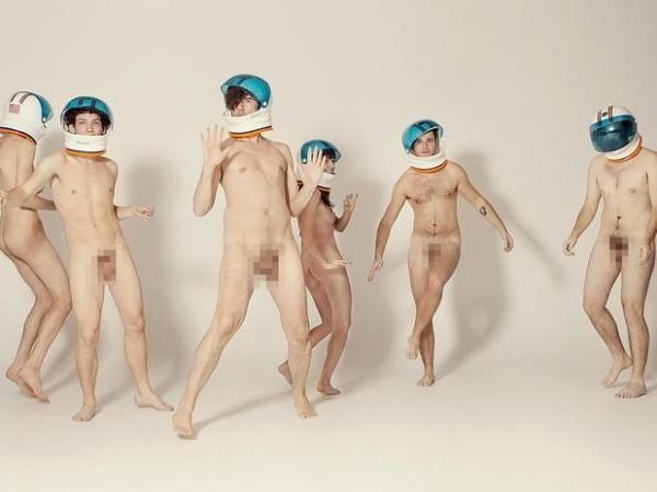 EUA: Empresa tira foto de funcionários pelados para mostrar criatividade