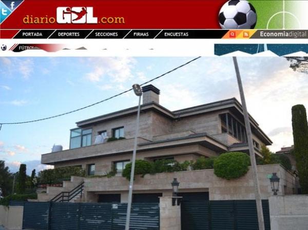 Com malas prontas, Neymar procura casa de 9 quartos e visita ex-mansão de Ronaldinho em Barcelona