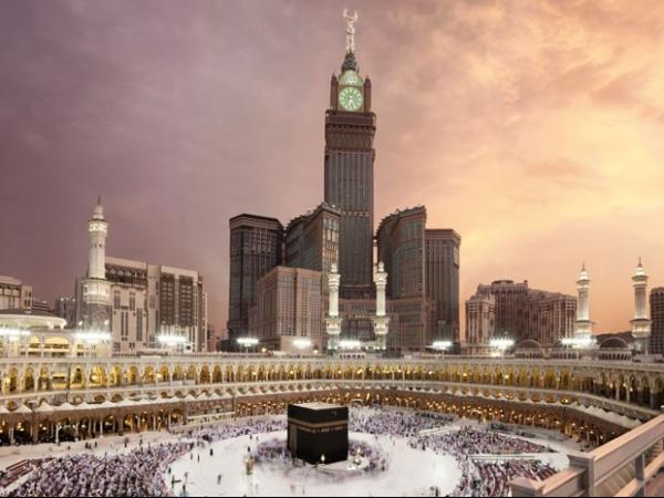 Hotel dos Bin Laden para muçulmanos é 2° prédio  mais alto do mundo