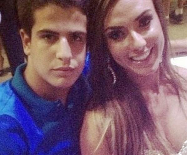 Nicole Bahls teria causado discórdia entre Claudia Raia e Edson Celulari