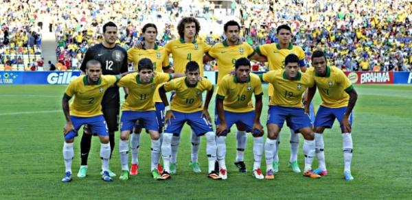 Brasil despenca para 22° e amarga pior posição na história do ranking da Fifa