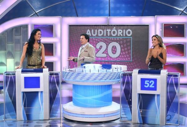 Helen Ganzarolli ganha programa e deixa Patrícia Abravanel enciumada no SBT
