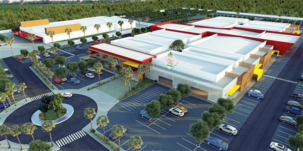 Mostrando competência, Picos Plaza Shopping ja iniciou suas obras.