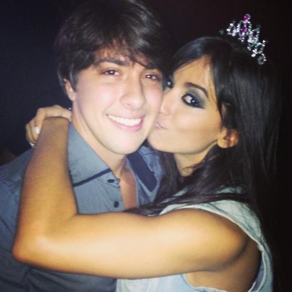 Novo namorado de Anitta seria Nilo Faria: