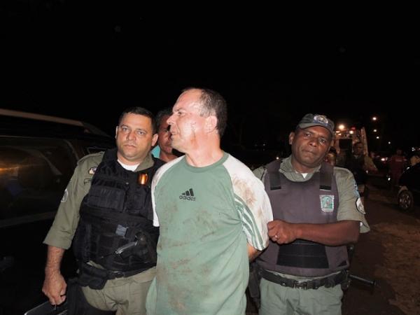 Motorista embriagado colide com moto é preso no Piauí