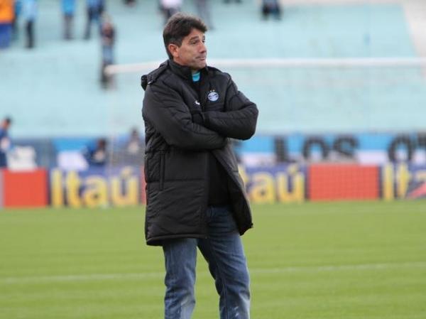 Torcida do Grêmio exalta Renato Gaúcho e pede até
