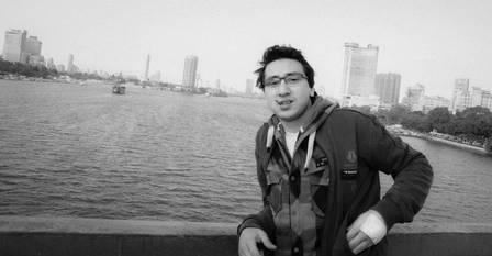 Fotógrafo egípcio registra em vídeo segundos que antecederam sua morte