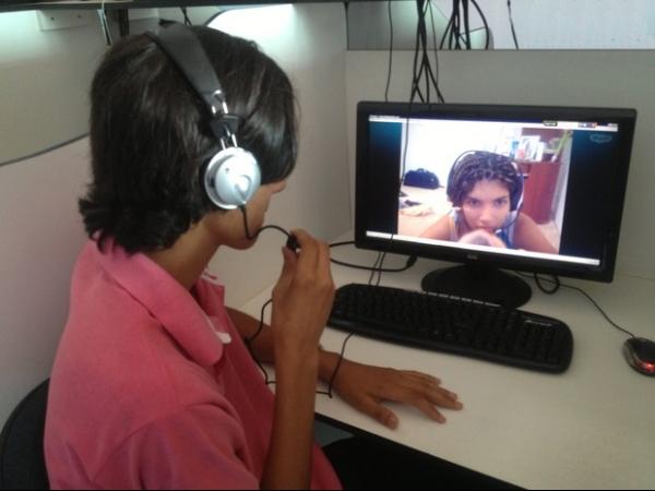 Brasileira pede ajuda para localizar filha que sumiu na Ucrânia