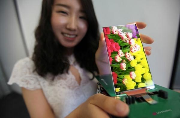 LG apresenta tela de LCD para smartphone mais fina do mundo