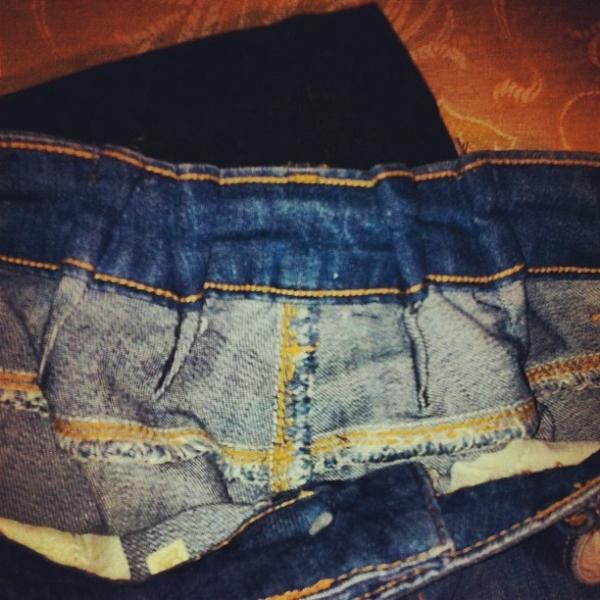 Mais magra, Fernanda Souza mostra calça jeans com ajustes